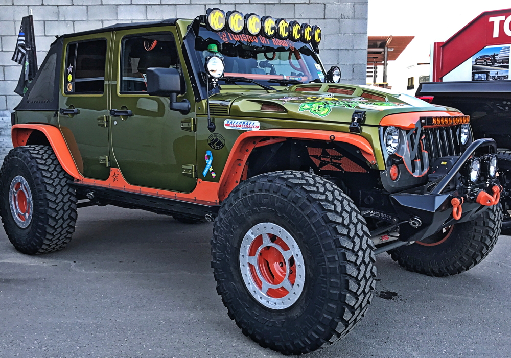 Expanding Off Road Expo In Arizona Delivers The Eye Candy