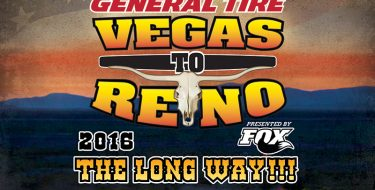"BLM Gives Green Flag Approval To  20th Anniversary Running Of ""Vegas to Reno"""