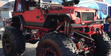 Jeeps of SEMA 2016