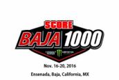 SCORE Baja 1000 Live Race Tracking