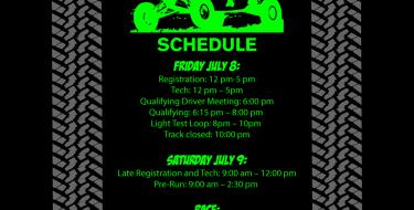 TDRA Race To Midnight Texana 180