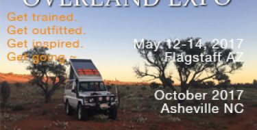Overland Expo WEST 2017