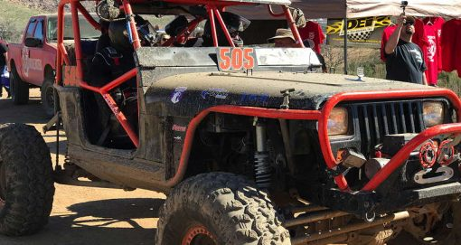 MC Motorsports Park in Tucson Hosts Dirt Riot Southwest Round 2