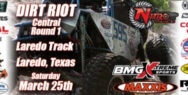 Dirt Riot Central Round 1 Laredo, TX