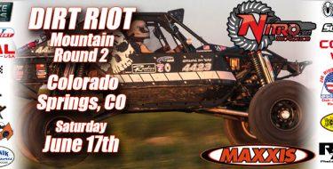 Dirt Riot Mountain Round 2 Colorado Springs, CO