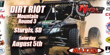 Dirt Riot Mountain Round 3 Sturgis, SD