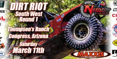 Dirt Riot South West Round 1 Congress, AZ