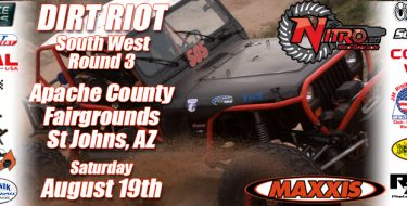 Dirt Riot Southwest Round 3 St. Johns, AZ