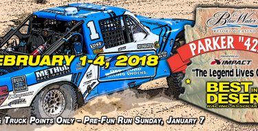 """BITD BLUEWATER RESORT PARKER """"425"""" presented by IMPACT"""