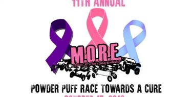 MORE 12th Annual Powder Puff Race Towards a Cure