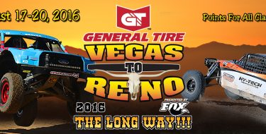 "Schedule of Events: 2016 BITD ""Vegas to Reno"""