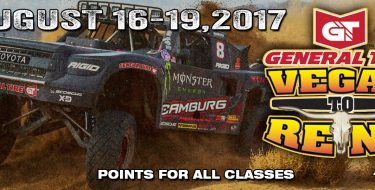 "BITD GENERAL TIRE ""VEGAS to RENO"" presented by FOX"