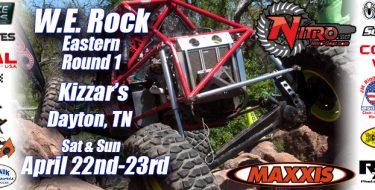 W.E. Rock East Round 1 Dayton, TN