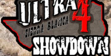 ULTRA4 at Sierra Blanca, Texas
